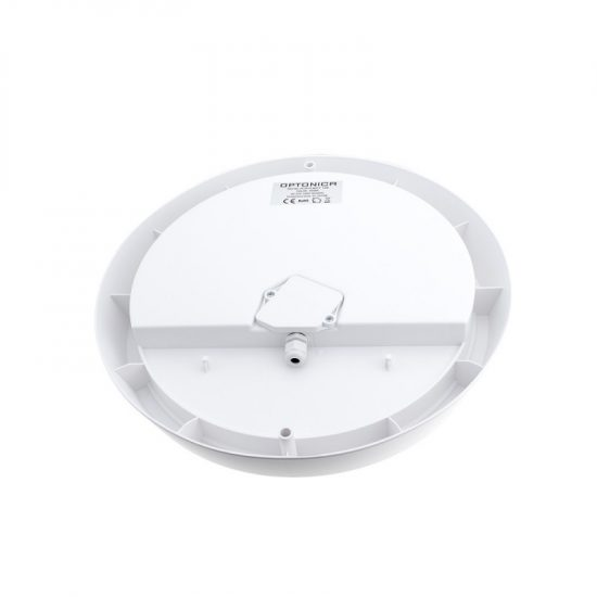 Optonica  kültéri LED lámpa / 8W / Kör alakú / 640lm / meleg fehér/ 2808