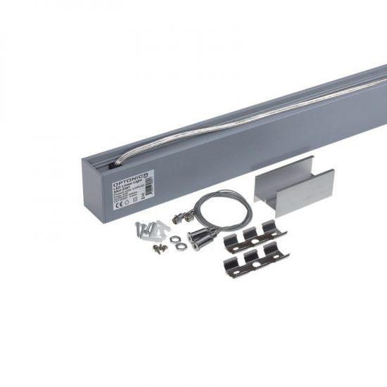 Optonica Lineáris Függesztett Slim LED Lámpa,beltéri,40W, 4000lm, nappali fehér, 5381