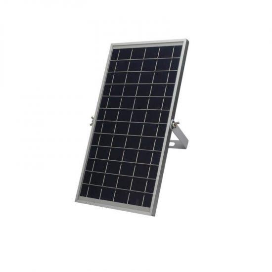 OPTONICA NAPELEMES LED REFLEKTOR  12W   fekete  hideg fehér 5460
