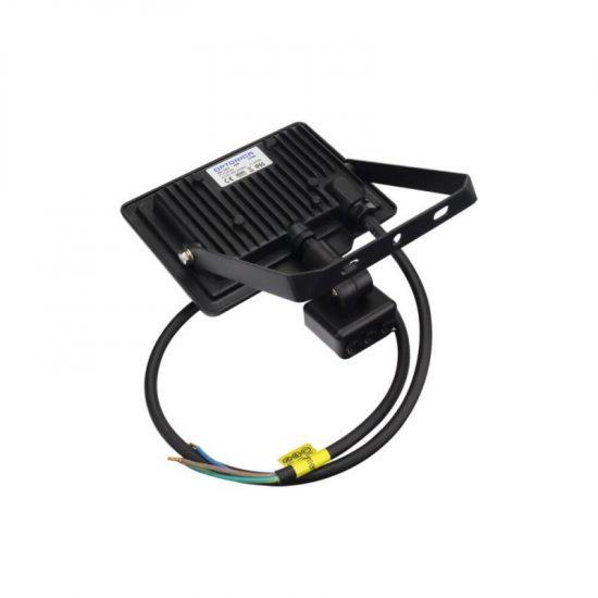 Optonica CityLine Sensor LED reflektor fehér, 70cm-es kábel 20W/120° - Meleg fehér 5957