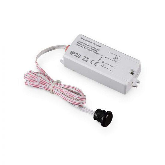 LED PIR mozgásérzékelő IP20