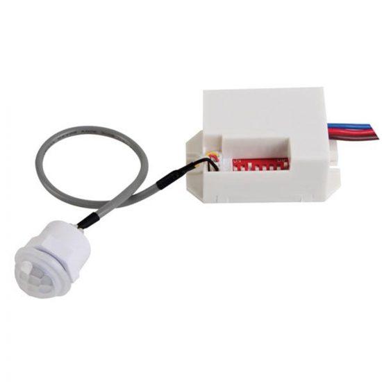 LED PIR Sensor IP65 White