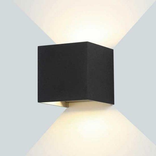 OPTONICA LED Fali Lámpa EPISTAR  6W  494lm  meleg fehér  7452