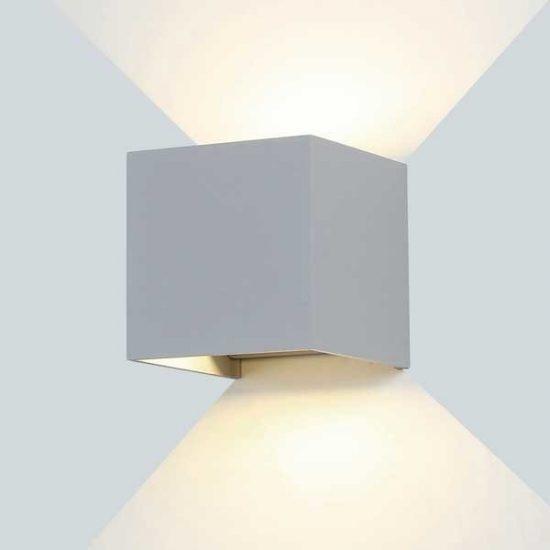 OPTONICA LED Fali Lámpa EPISTAR  6W  494lm  meleg fehér  7453