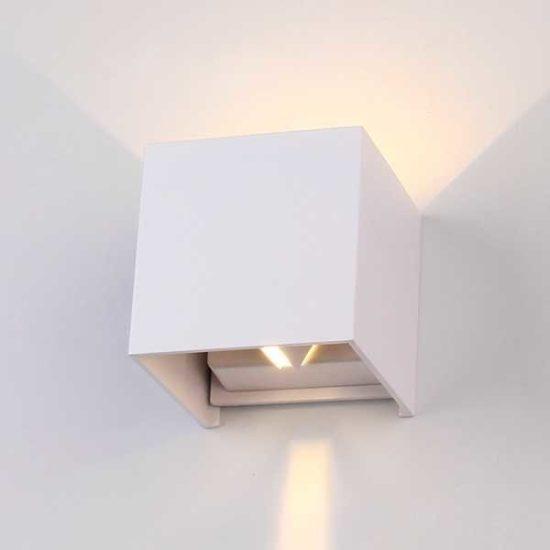 OPTONICA LED Fali Lámpa EPISTAR  12W  646lm  meleg fehér  7457