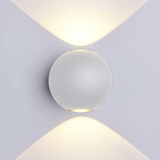 OPTONICA LED Fali Lámpa CREE  6W  660lm  meleg fehé  7495