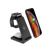 Vezeték nélküli tőltőállomás iPhone, Apple Watch, Airpods 9500