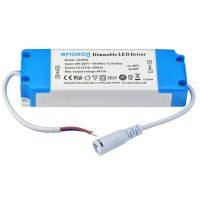 Optonica Dimmelhető LED Panel Driver /25W/30-42V DC/600mA/AC6031