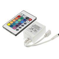 OPTONICA  LED RGB vezérlő / 3 x 2A / 72W / AC6303
