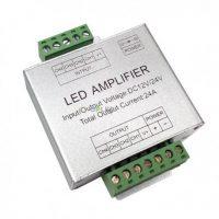 OPTONICA  LED RGB+W jelerősítő / 4 x 6A / 288-576W / AC6328