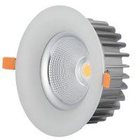 OPTONICA  LED Süllyeszthető spot lámpatest/ 60W / fehér / hideg fehér /CB3262