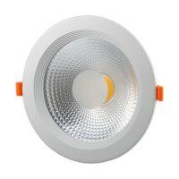 OPTONICA  LED Süllyeszthető spot lámpatest/ 30W / fehér / nappali fehér /CB3277