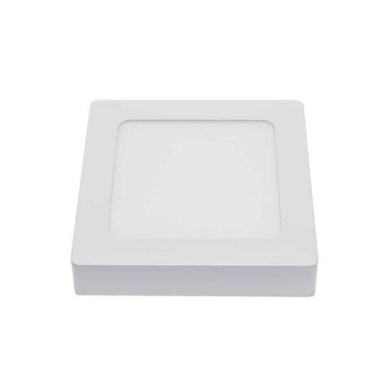 OPTONICA FALON KÍVÜLI LED PANEL / 12W / NÉGYSZÖG / 167x167mm /  meleg fehér /DL2254