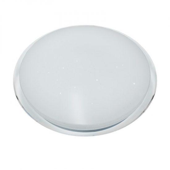 OPTONICA mennyezeti LED lámpa/ Távirányítós /40w/120°/460x80mm/ kör, csillagos/ DL2290