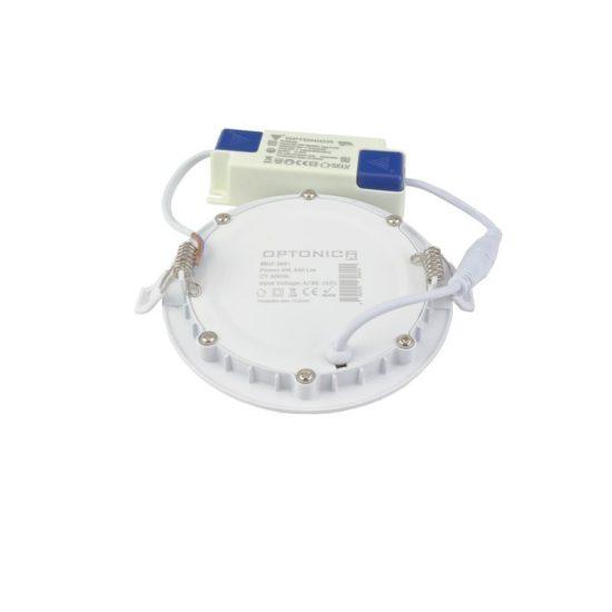 Optonica  LED PANEL / 18W / KÖR / 225mm  / hideg fehér/ DL2608