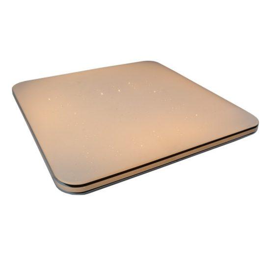 OPTONICA LED Mennyezeti Lámpa Távirányítóval Csillagfény Hatással /Dimmelhető/3000-6000K/2500Lm//36W/DL2860