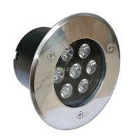 OPTONICA Talajba építhető LED / 7W / hideg fehér /OT0550
