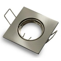 Optonica GU10/MR16/ beépítő keret / Fix / nikkel / OT5074