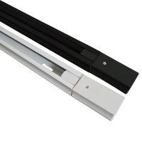 Optonica COB led reflektor sín 2m-es fekete / OT5155