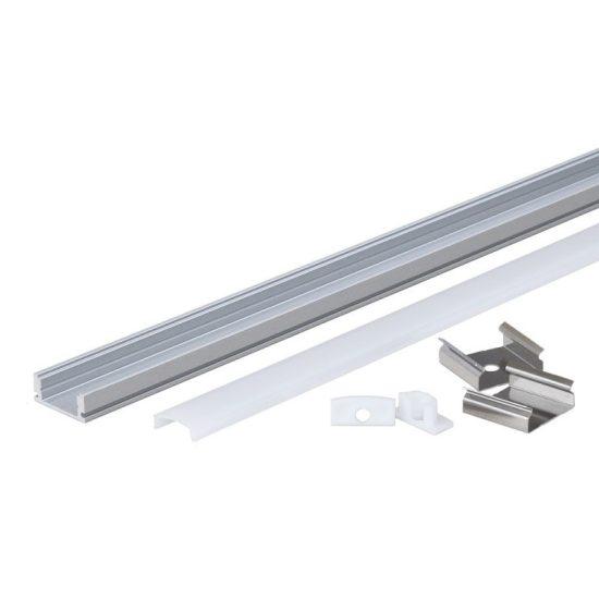 OPTONICA Led profil opál fedővel 6mm-1m / OT5190