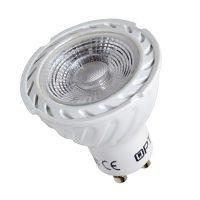 Optonica LED spot / GU10 / 38° / 7W / hideg fehér /SP1297