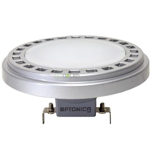 Optonica LED spot /  AR111 / 12W / 30° / meleg fehér /SP1526