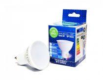 Optonica LED spot / GU10 / 110° / 7W /  hideg fehér /SP1932
