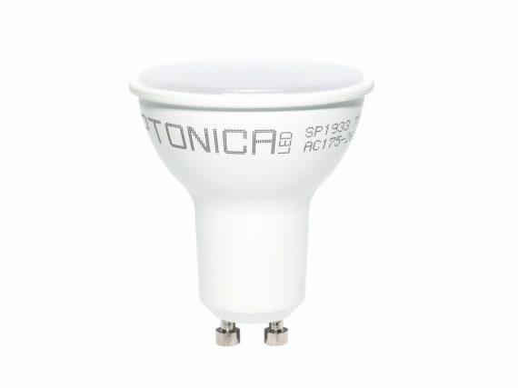 Optonica LED spot / GU10 / 110° / 7W /  nappali fehér /SP1933
