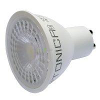 Optonica LED spot / GU10 / 38° / 7W / hideg fehér /SP1938
