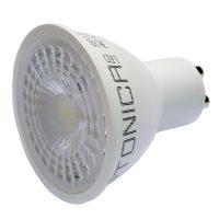 Optonica LED spot / GU10 / 38° / 7W / meleg fehér /SP1940