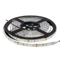 Optonica LED szalag beltéri  (60LED/m-4,8w/m) 3528/12V /meleg fehér/ST4103