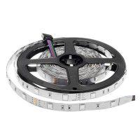 Optonica LED szalag beltéri  (30LED/m-7,2w/m) 3528/12V /RGB/ST4311