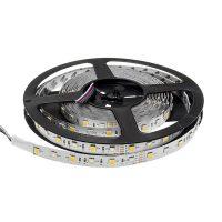 Optonica SMD LED szalag beltéri /60LED/m/14,4w/m/SMD 5050/12V/RGB+hideg fehér/ST4313