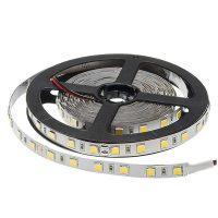 Optonica LED szalag beltéri  (60LED/m-16w/m) 5054/24V /meleg fehér/ST4433