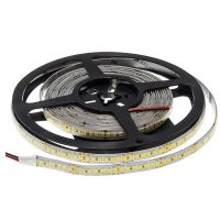 Optonica LED szalag kültéri  (196LED/m-20w/m) 2835/24V /nappali fehér/ST4452
