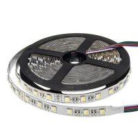 Optonica Prémium SMD LED szalag /kültéri/60LED/m/16w/m/SMD 5050/24V/RGB+meleg fehér/ST4484