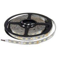 Optonica Prémium SMD LED szalag /beltéri/60LED/m/16w/m/SMD 5050/12V/RGB+hideg fehér/ST4485