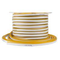 Optonica Flexibilis LED Neon Szalag /kültéri/120LED/m/8,5w/m/SMD 2835/220V/sárga/ST4587