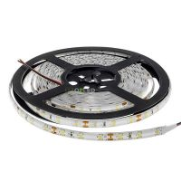 Optonica LED szalag beltéri  (60LED/m-4,8w/m) 3528/12V /nappali fehér/ST4703