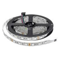 Optonica LED szalag beltéri  (30LED/m-7,2w/m) 5050/12V /meleg fehér/ST4802