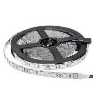 Optonica SMD LED szalag beltéri /60LED/m/14,4w/m/SMD 5050/24V/RGB/ST4861