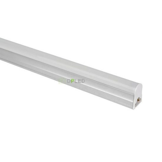 OPTONICA LED fénycső kapcsolóval / T5 / 16W / 1170x28mm / hideg fehér / TU5530