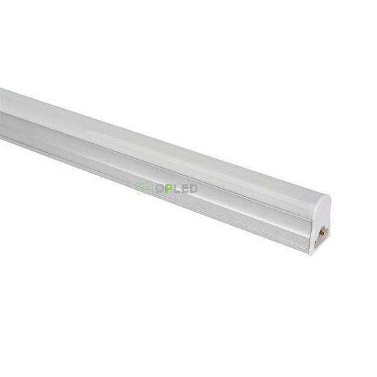 OPTONICA LED fénycső / T5 / 12W / 28x870mm / meleg fehér / TU5657